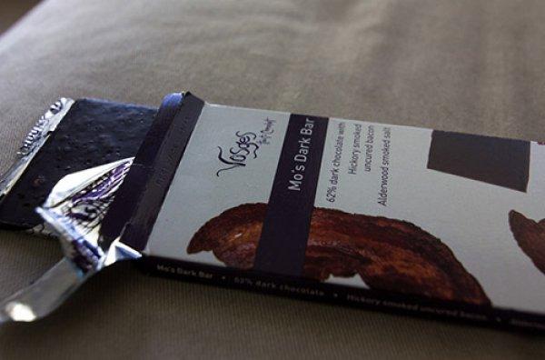 Шоколад с беконом