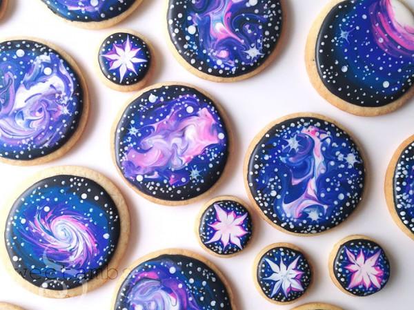 Космическое печенье