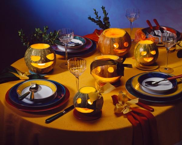 Хэллоуин традиционно отмечают 31 октября