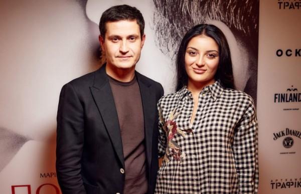 Ахтем Сеитаблаев с дочерью Назлы