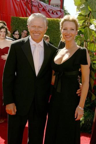 Лиза Кудроу с мужем