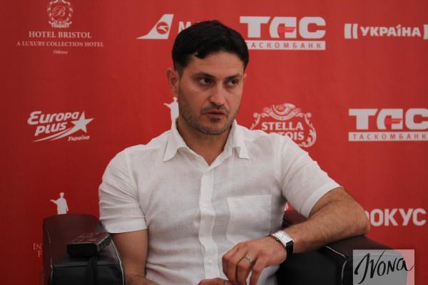 Ахтем Сейтаблаев на ОМКФ 2014