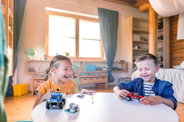 В чем уникальность продуктов LEGO?