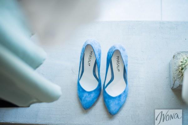 Туфли на удобном квадратном каблуке