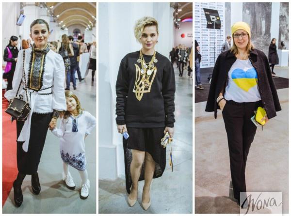 С Украиной в сердце: яркие образы на 34-й Ukrainian Fashion Week