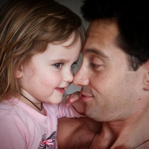 Антон Макарский показал трогательное фото с дочкой Марией