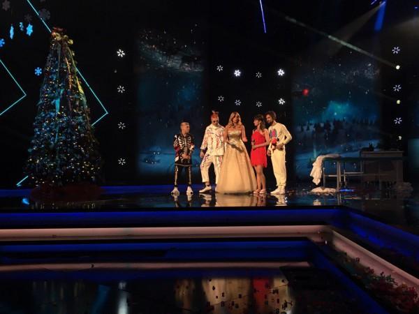 Х-фактор 7 сезон суперфинал: группа Агонь и Илона Купко