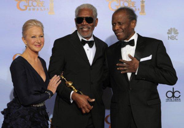 В Беверли-Хиллз прошла церемония вручения премии Золотой глобус–2012