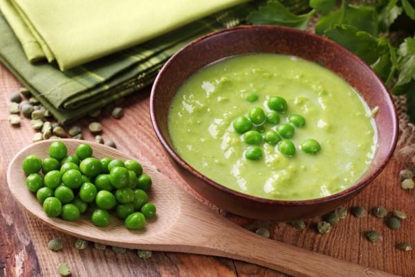 Что приготовить из зеленого горошка