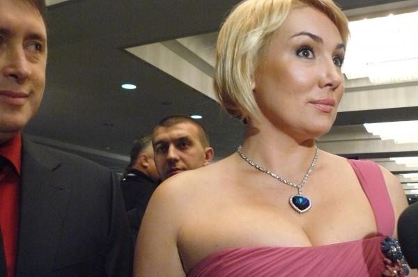 Наталья Розинская пришла в странном наряде?
