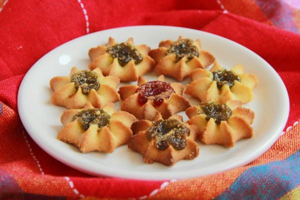 Курабье считается традиционным блюдом крымскотатарской кухни