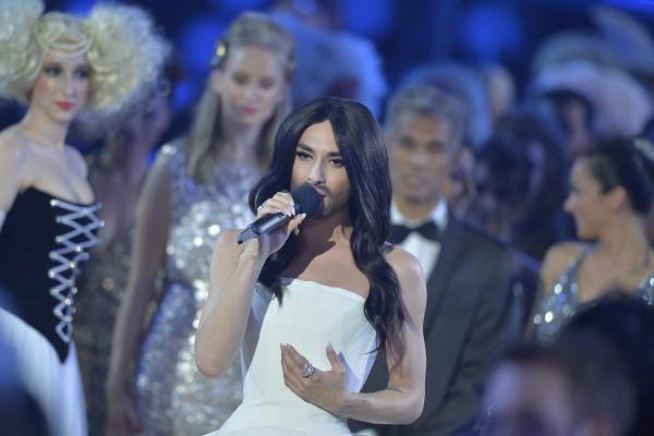 Евровидение 2015: Кончита Вурст