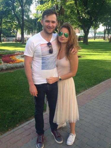 Анна Селюкова и Евгений Качалов путешествуют по Украине