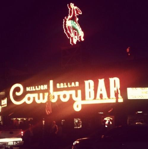 Ковбойский бар