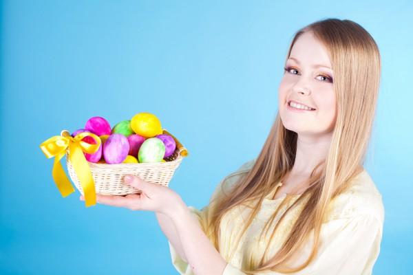 Украсить пасхальные яйца вовсе не так сложно, как кажется