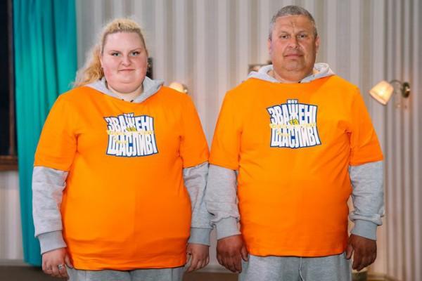 Команда оранжевых Катя и Борис