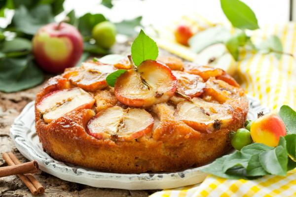 Пирог к Яблочному Спасу 2015