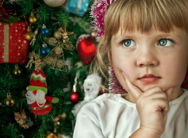 Маленькие украинцы уже давно решили, что будут просить у Деда Мороза