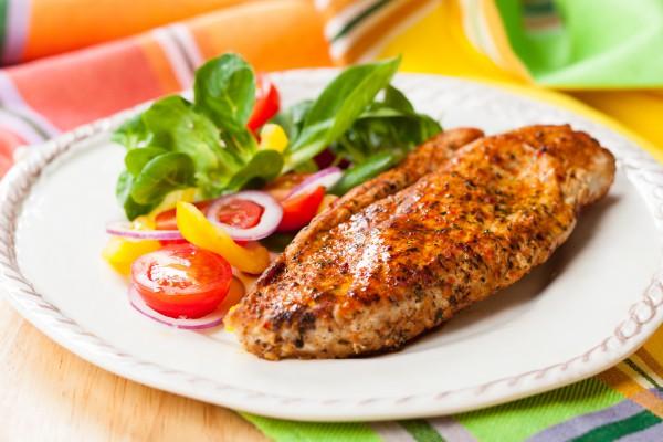 Рецепт                  Мясо индейки в сметанно-соевом соусе