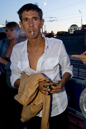 Алексей Панин обожает скандалить