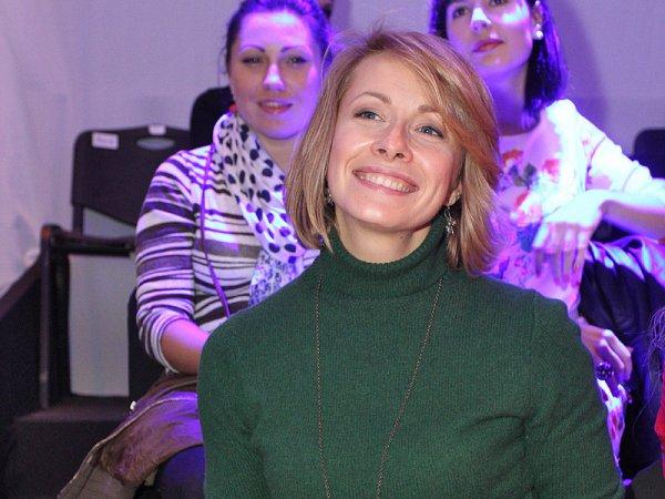 Елена Кравец без макияжа