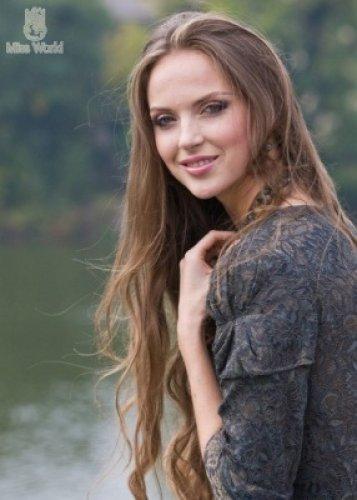 Ярослава Куряча представит Украину на конкурсе Мисс Мира 6 ноября в Лондоне