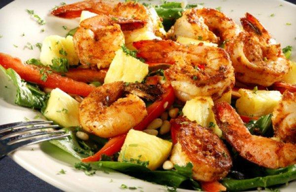 рецепты для салатов из морепродуктов