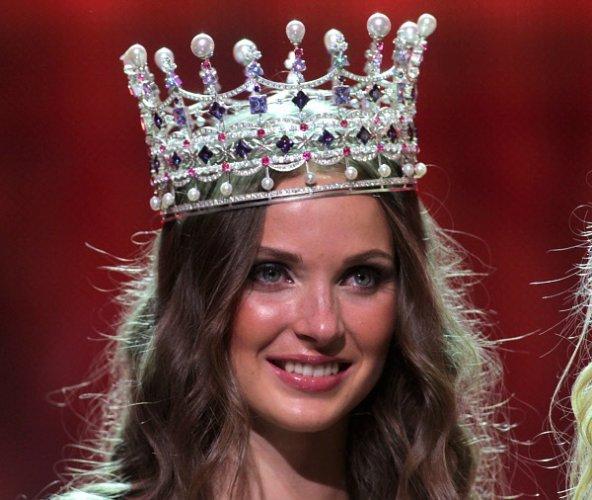 Мисс Украина 2011, винничанка Ярослава Куряча