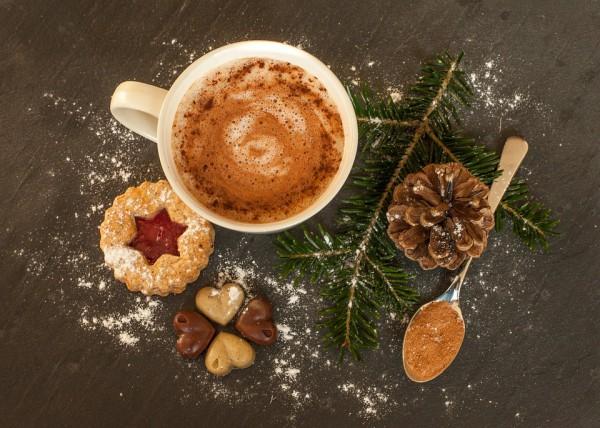 Зимний рецепт какао