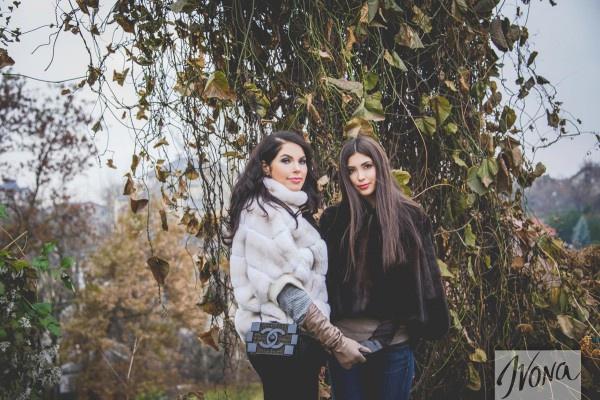 На прогулке с Ivona в ботаническом саду