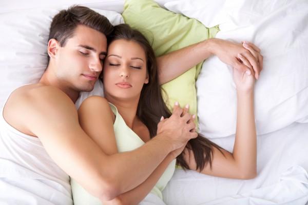 Секс с людьми которые спят
