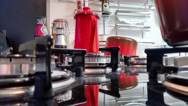 Заканчивай уборку кухни плитой