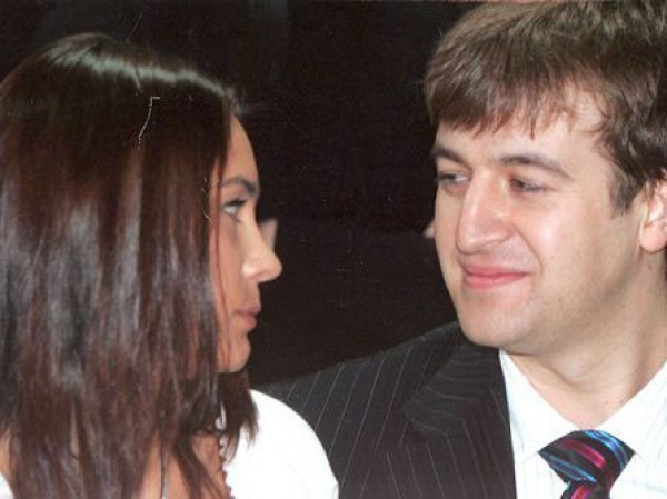 Виталина Ющенко и Алексей Хахлев