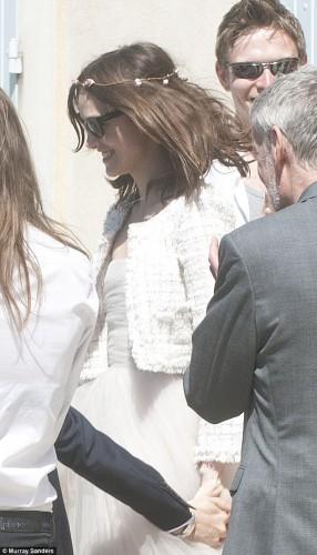 Голливудская актриса Кира Найтли вышла замуж