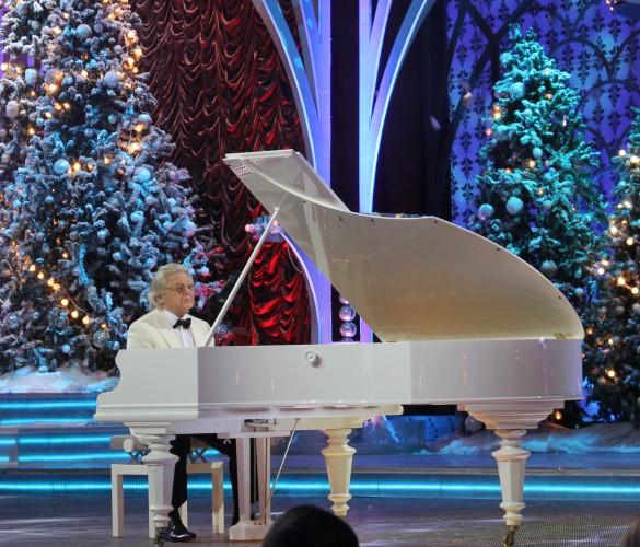 Юрий Антонов на концерте