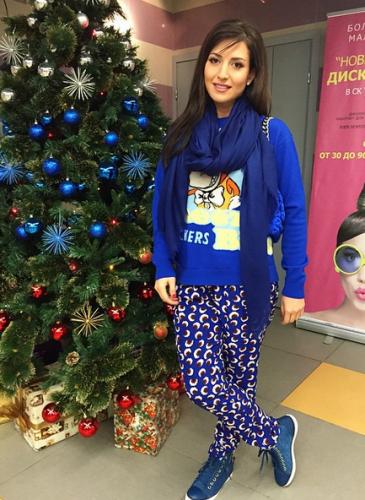 Российская певица Жасмин рассказала о секрете своего похудения