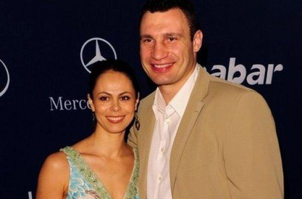Жена Виталия Кличко решила покорить музыкальный Олимп
