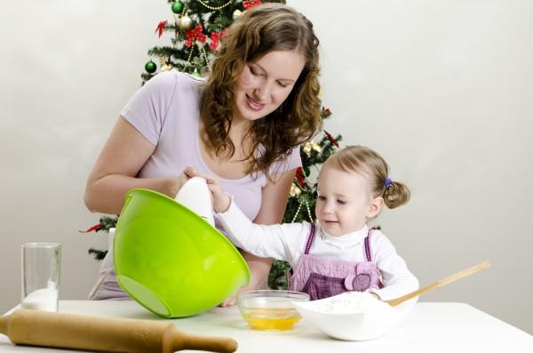 Приготовь ребенку вкусные блюда на новогодний стол 2015