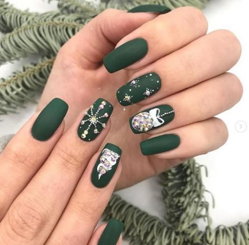 Модный дизайн ногтей 2019: Главные тренды
