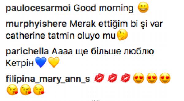 Реакция украинских поклонников на Кэтрин Зета-Джонс в платье-вышиванке
