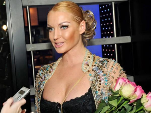 На шоу Волочковой можно попасть только по ее личному приглашению