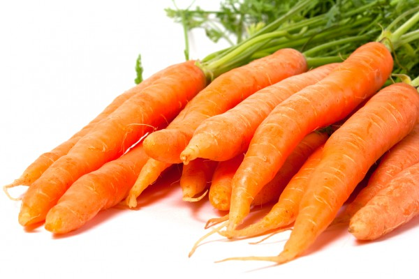 Морковь желательно готовить вместе с растительным маслом