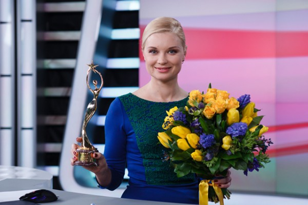 Лидия Таран получила престижную награду