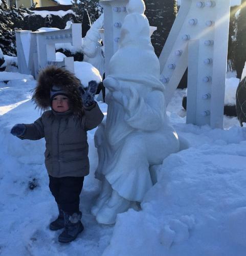 Яна Рудковская поделилась трогательным фото своего сына