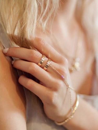 Акцентируем образ: Модные кольца 2019