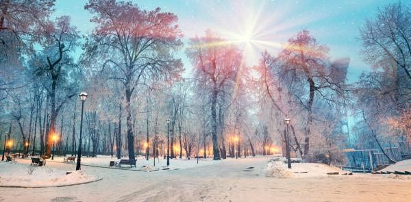 Погода на Новый год 2019 в Украине