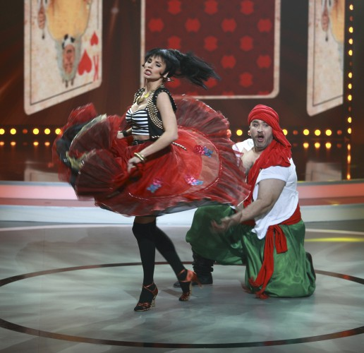 Александр Таран и Екатерина Сильченко