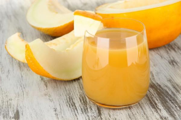 В дыне много витамина С