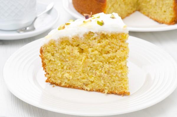 Домашний апельсиновый пирог