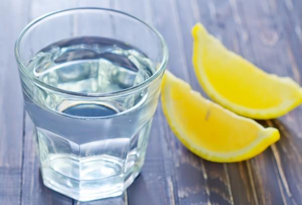 Диета с водой и лимоном